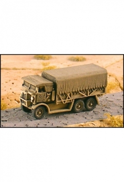 Thornycroft 4x6 heavy Truck UK52