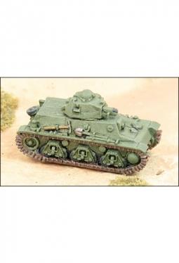 Hotchkiss H-39 37mm Gun Tank FR3