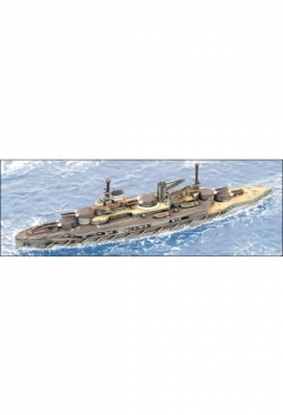 BRETAGNE Schlachtschiff