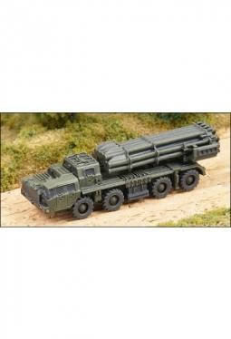 BM-30 Raketenwerfer Smerch W102