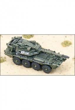 Centauro 8x8 Radpanzer N589