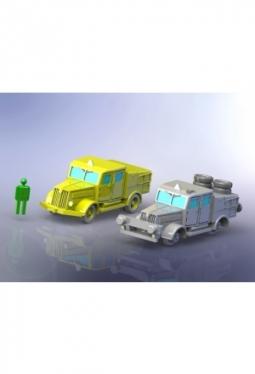German Faun ZR & ZRS Tractors