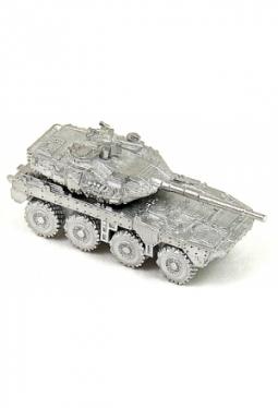 Type 16 MCV Tank on wheels MJ7