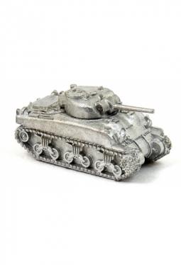 M4A3 75mm Sherman 1943, bulged turret US117
