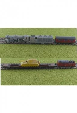 Heavy Tank Train w. Maus
