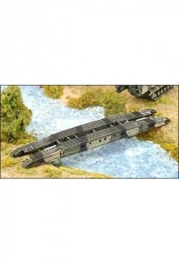 Bridges for the T-72 bridge layer W99