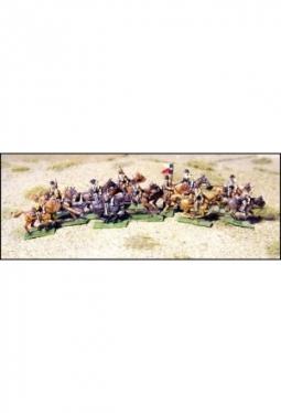 CS Mounted Cavalry - Charging (CSA)