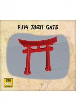 Torii Gate 2d6Res13