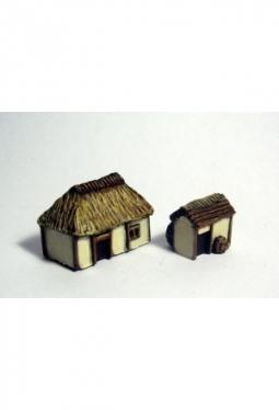 Small Village House Set 2d6Res14