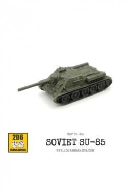 SU85 Tank Hunter  85mm 2d6R12