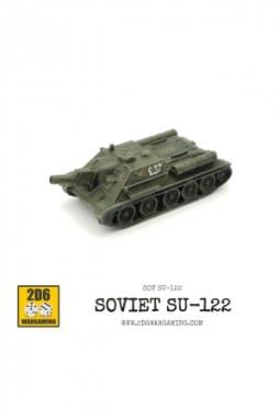 SU122 Assault Howitzer 2d6R13