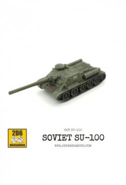 SU100 Tank Hunter 2d6R16