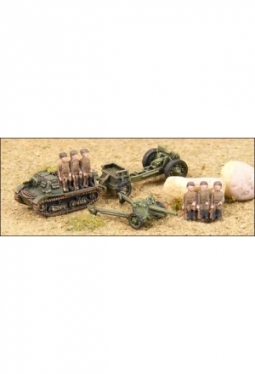 Pak 45mm & Protze & T20 Zugmaschine R38