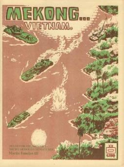 Mekong Vietnam Boden & Flußkampfregeln in Englisch