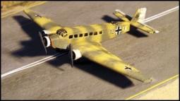 Junkers Ju 52 Standardlufttransporter AC62