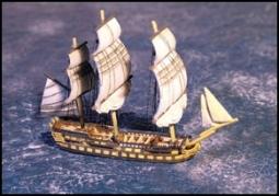 64 Kanonen Linienschiff (HMS Agamemnon) 232