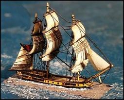 32 Kanonen Fregatte (HMS Cleopatra) 241