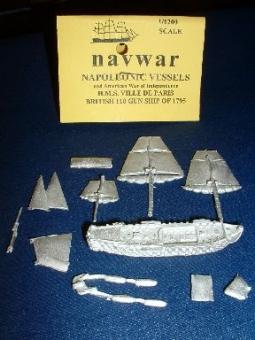 110 Kanonen Linienschiff (HMS Ville de Paris)