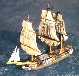 38 Kanonen Fregatte (HMS Shannon) 242