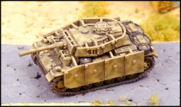 PzKpfw IIIL 50/L60 mit Seiten und Turmschürzen G560