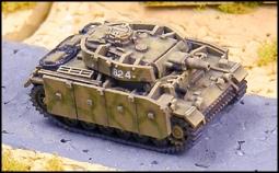 PzKpfw IIIN 75/L24 mit Seiten und Turmschürzen G561
