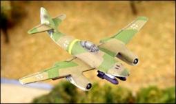 Messerschmidt Me 262A-2 (Sturmvogel) AC91