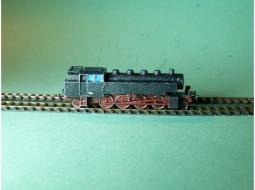 Tenderlokomotive Dampf BR86