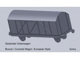 Güterwagenset BREMEN 4x