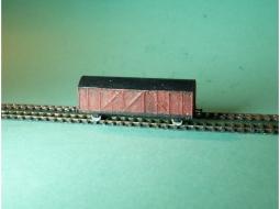 Güterwagenset LEIPZIG 4x