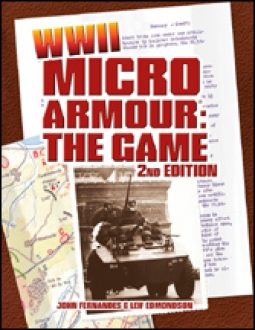 Micro Armour: The Game - WWII, 2nd Ed. (hardcover) MG14
