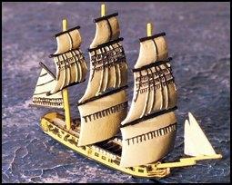 32 Kanonen Fregatte (HMS Cleopatra) 241F