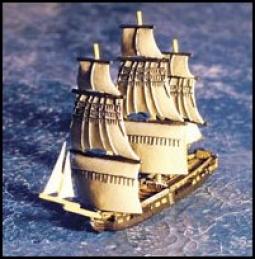 38 Kanonen Fregatte (HMS Shannon) 242F