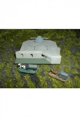 Regelbau 446 Gun Director Bunker