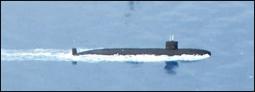 LOS ANGELES  Klasse U-Boot HUS7
