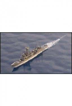 REUBEN JAMES FFG-57 Klasse Fregatte HUS2