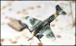 Henschel Hs 129B  2mot Schlachtflugzeug AC41