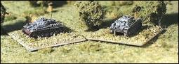 PzKpfw IIF. MG 34 & MK 20mm G114