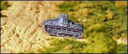 PzKpfw IB Befehlsausführung G118
