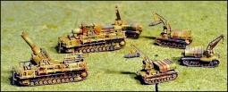 """Dt. schwerste Artillerie """"KARLGERÄT"""" Startset G156"""