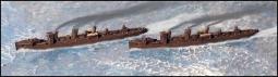 Torpedoboote B97 Blohm & Voss (B97-B112) GWG3