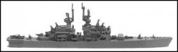 CALIFORNIA Raketenkreuzer HUS12