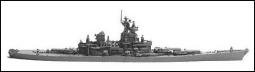 IOWA Schlachtschiff moderne Version HUS5