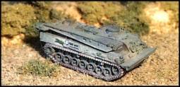 Bergepanzer BPZ2 auf LEOPARD-Basis N78