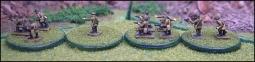 Infanterie in Kampfposen R48